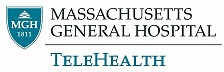 MGH TeleHealth Logo